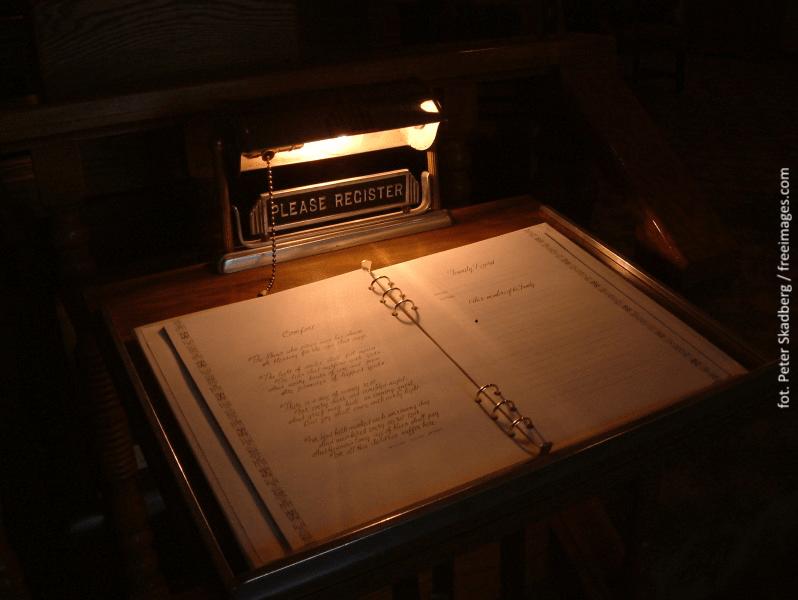 Rejestracja w GIODO