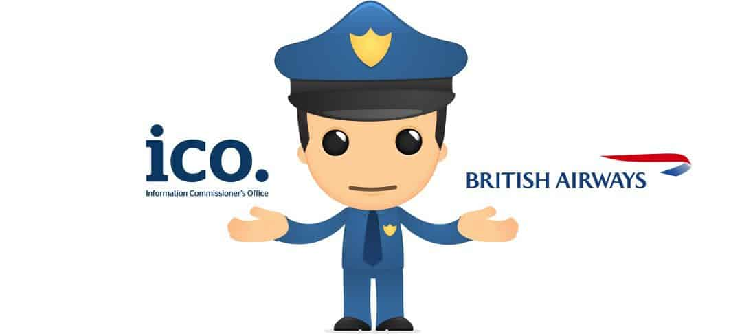 Rekordowa kara z RODO dla British Airways?